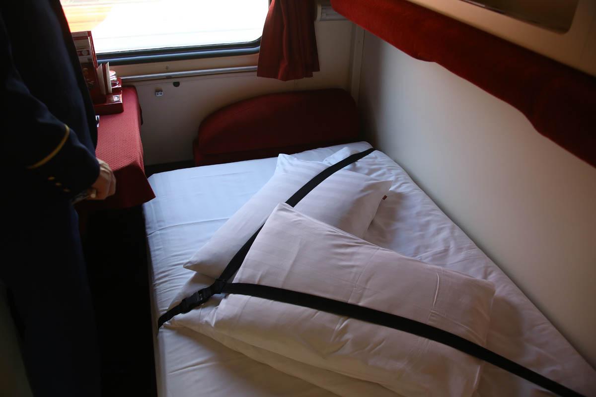 Гранд Экспресс: первый частный поезд в России - 13