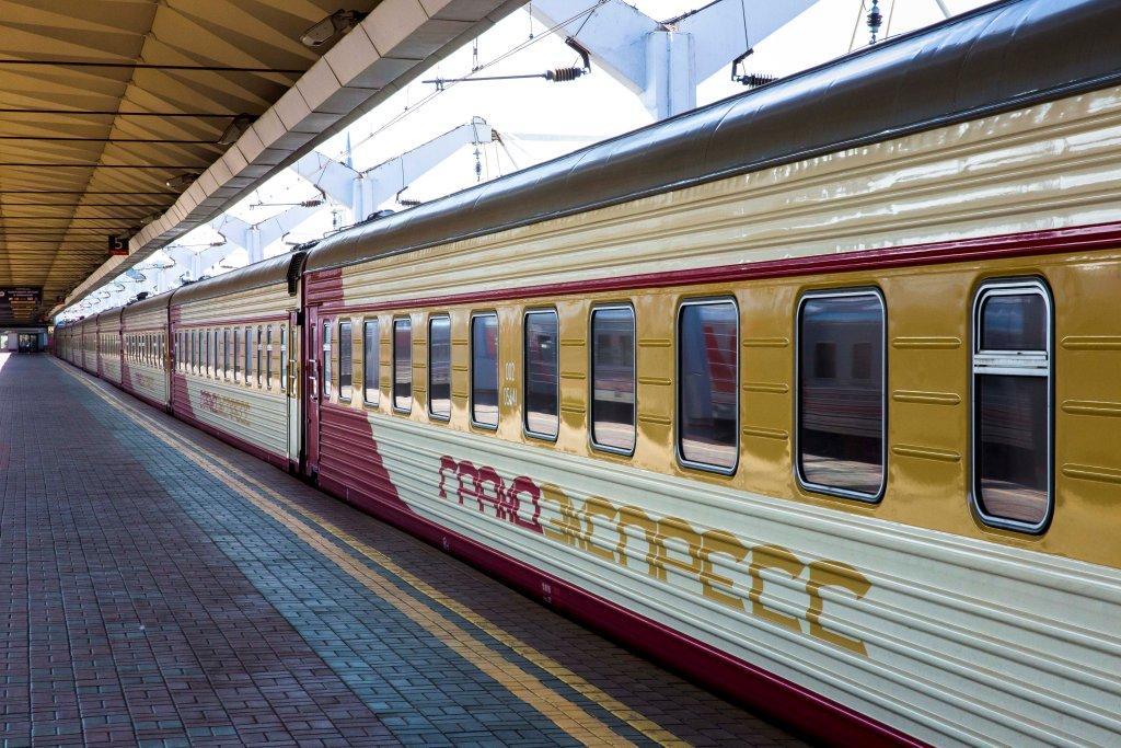 Гранд Экспресс: первый частный поезд в России - 2
