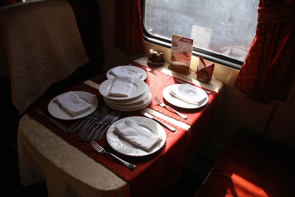 Гранд Экспресс: первый частный поезд в России - 21