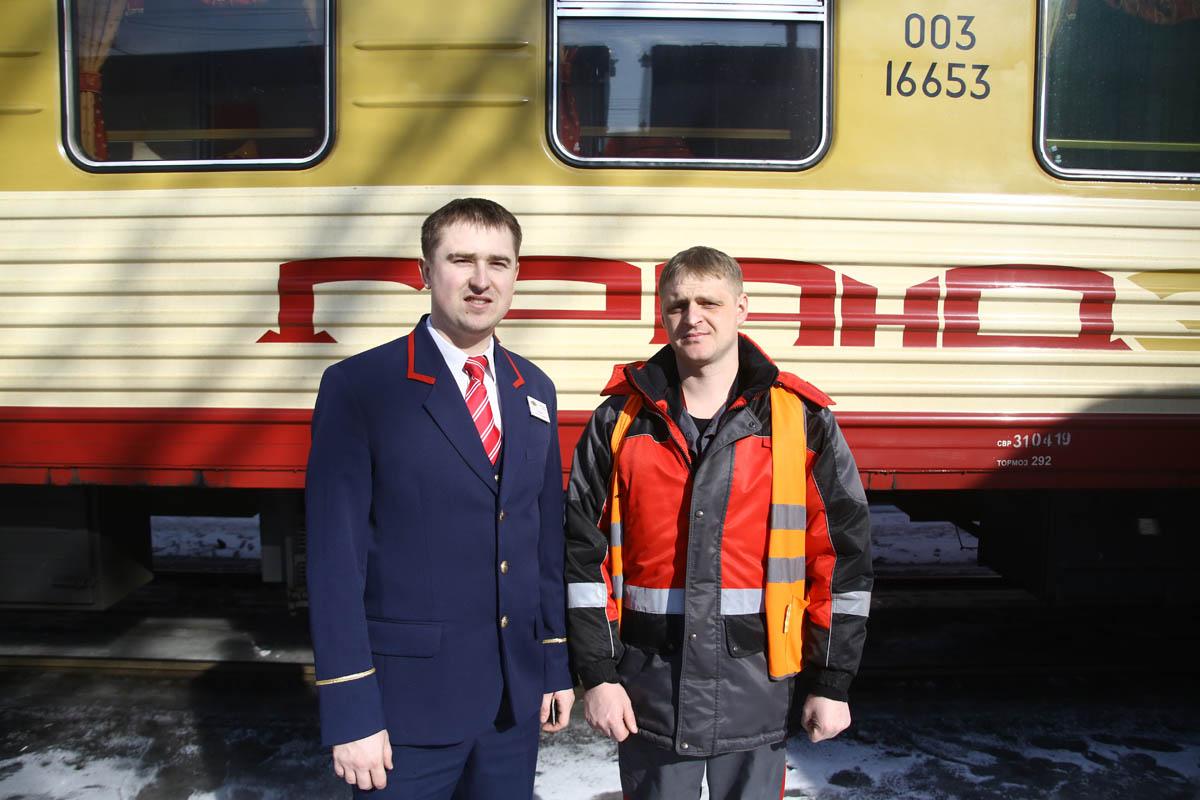 Гранд Экспресс: первый частный поезд в России - 59