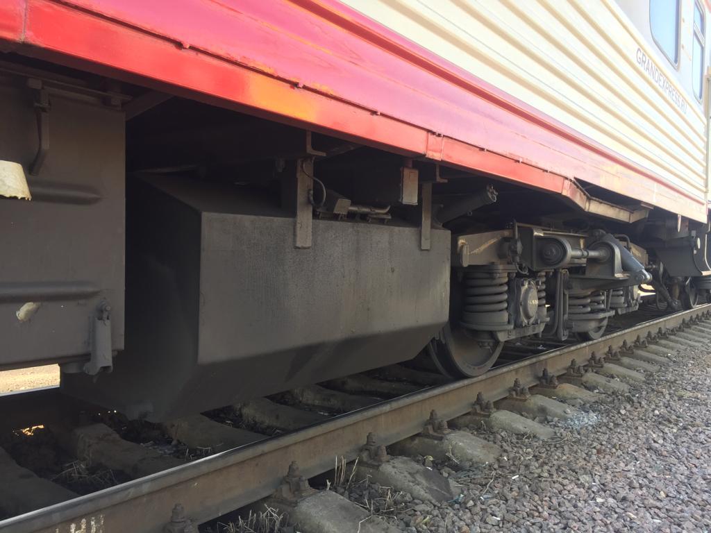 Гранд Экспресс: первый частный поезд в России - 8