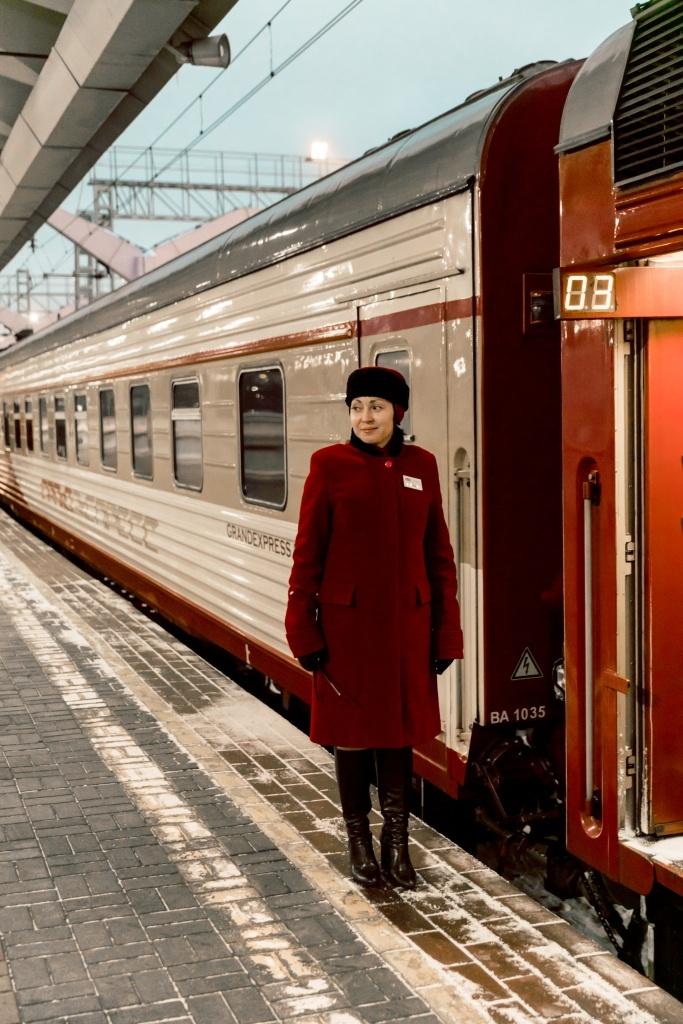 Гранд Экспресс: первый частный поезд в России - 1