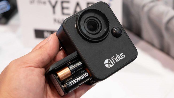 Камера Afidus ATL-200 может вести интервальную съемку без замены источника питания до 80 дней