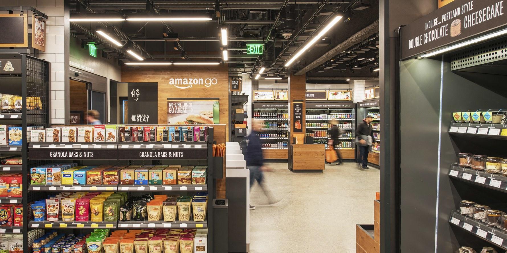 Почему города сопротивляются внедрению Amazon Go, первых магазинов без касс - 2