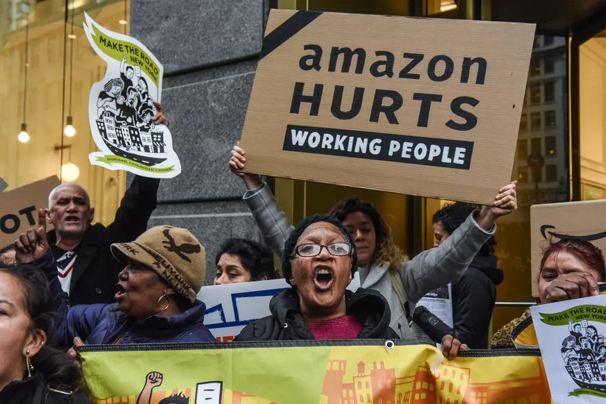Почему города сопротивляются внедрению Amazon Go, первых магазинов без касс - 7