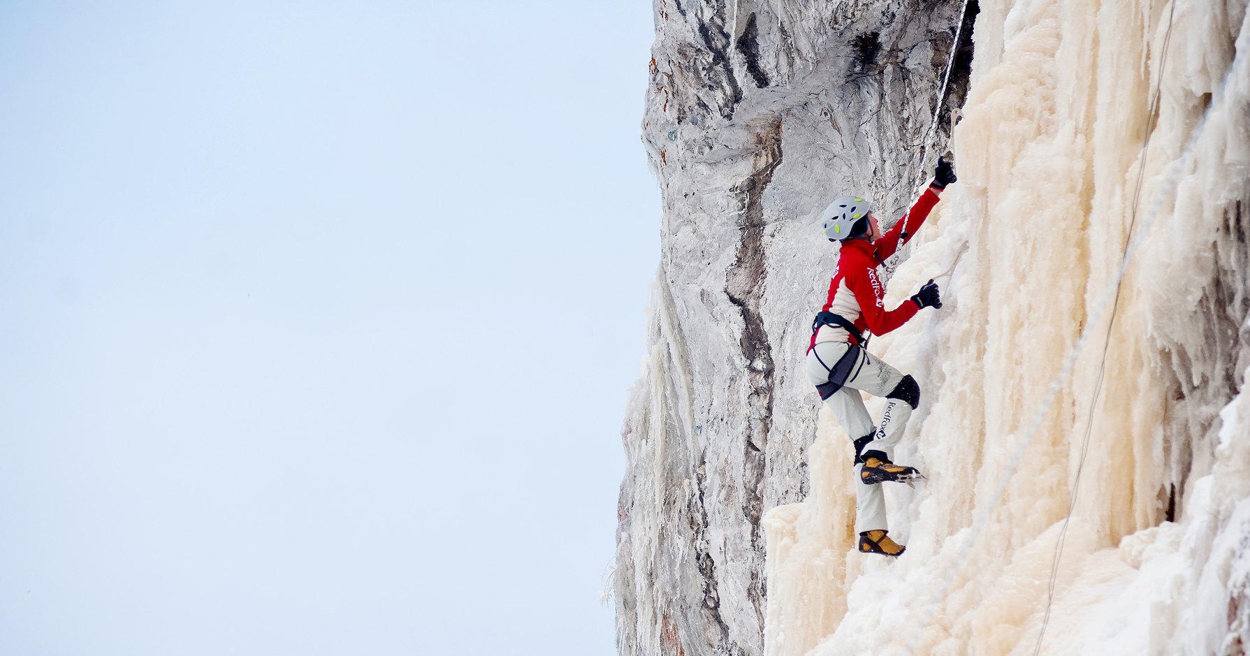 Покорители ледовых стен: одно из самых опасных увлечений в мире