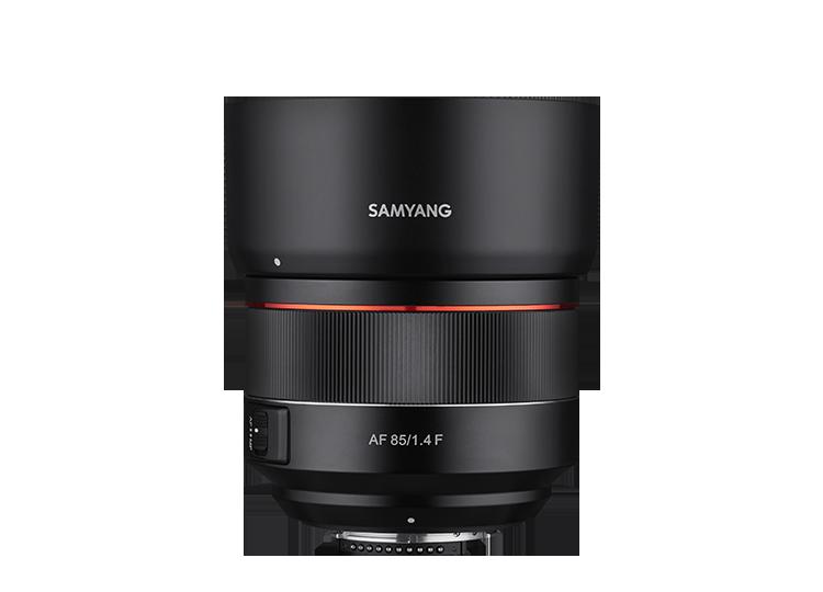 Представлен объектив Samyang AF 85mm F1.4 F