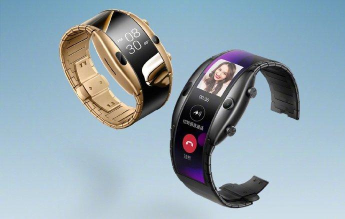 Продажи гибридного смартфона-браслета Nubia Alpha «оказались намного выше ожиданий»