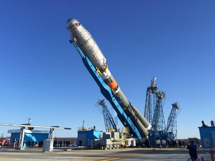 Ракета «Союз-2» на экологически чистом топливе полетит с Восточного не ранее 2021 года