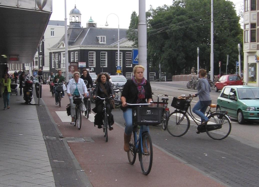 Велоинфраструктура в Голландии — как это работает? - 3