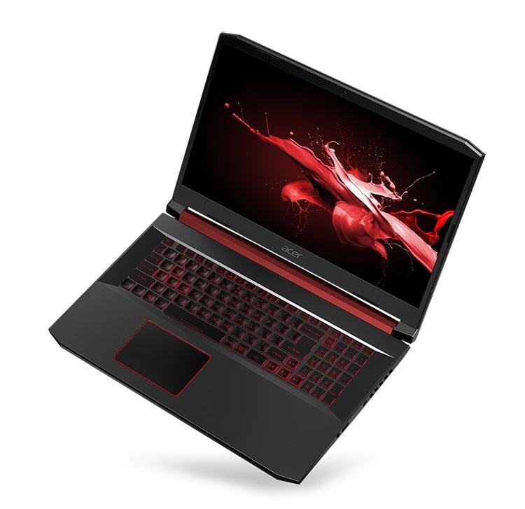 Acer представила игровой ноутбук Nitro 7 и обновленный Nitro 5