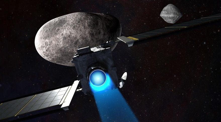 SpaceX поможет NASA защитить Землю от астероидов