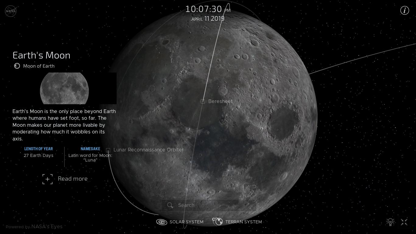 Лунная миссия «Берешит» — есть посадка на Луну (технически) - 105