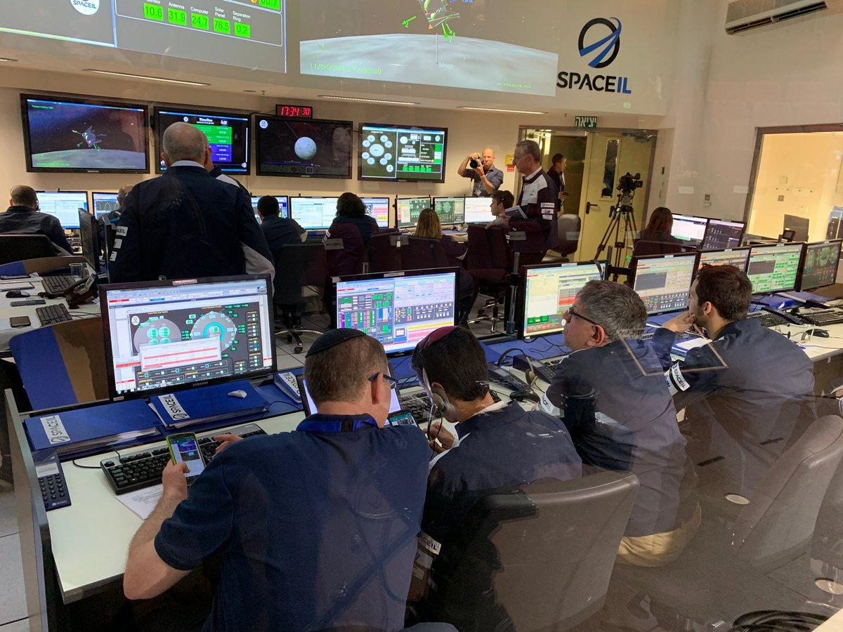 Лунная миссия «Берешит» — есть посадка на Луну (технически) - 107