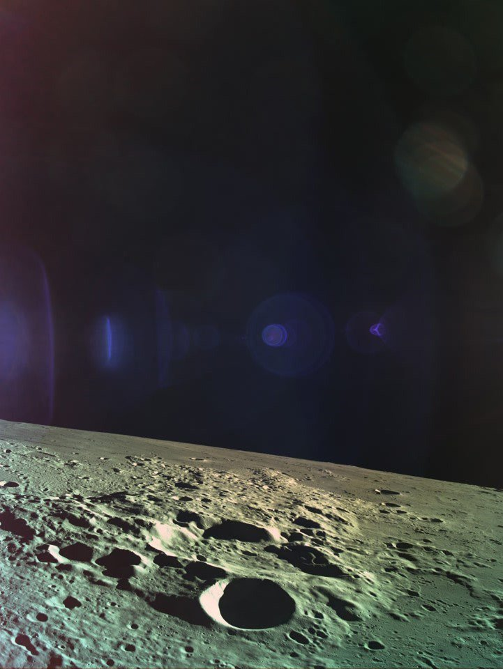 Лунная миссия «Берешит» — есть посадка на Луну (технически) - 131