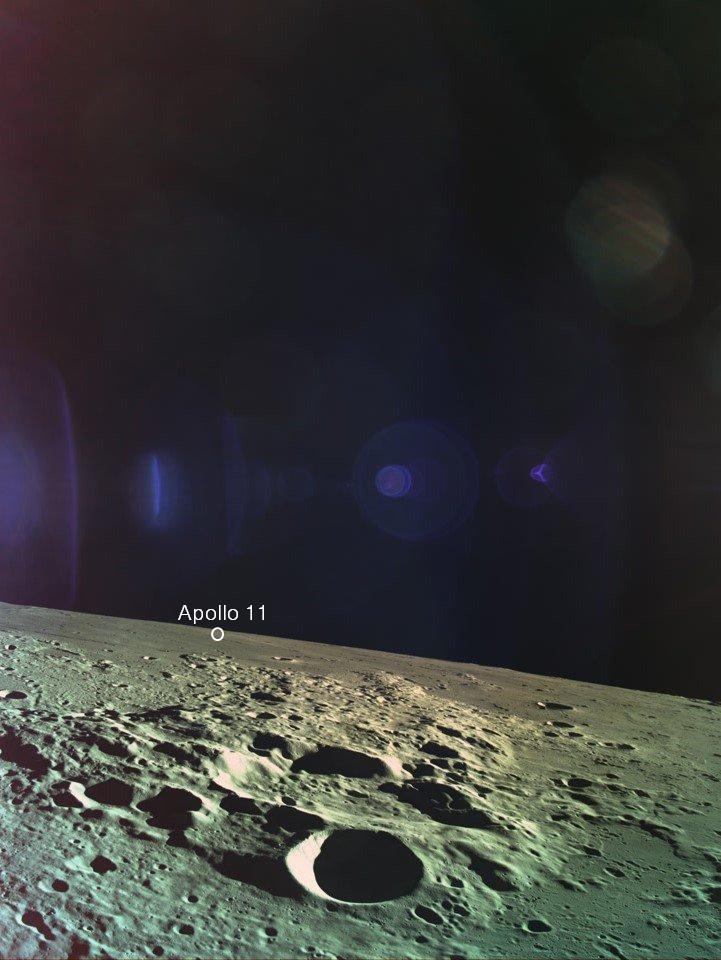 Лунная миссия «Берешит» — есть посадка на Луну (технически) - 132