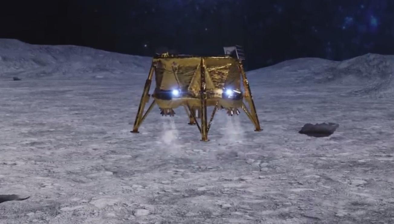 Лунная миссия «Берешит» — есть посадка на Луну (технически) - 27