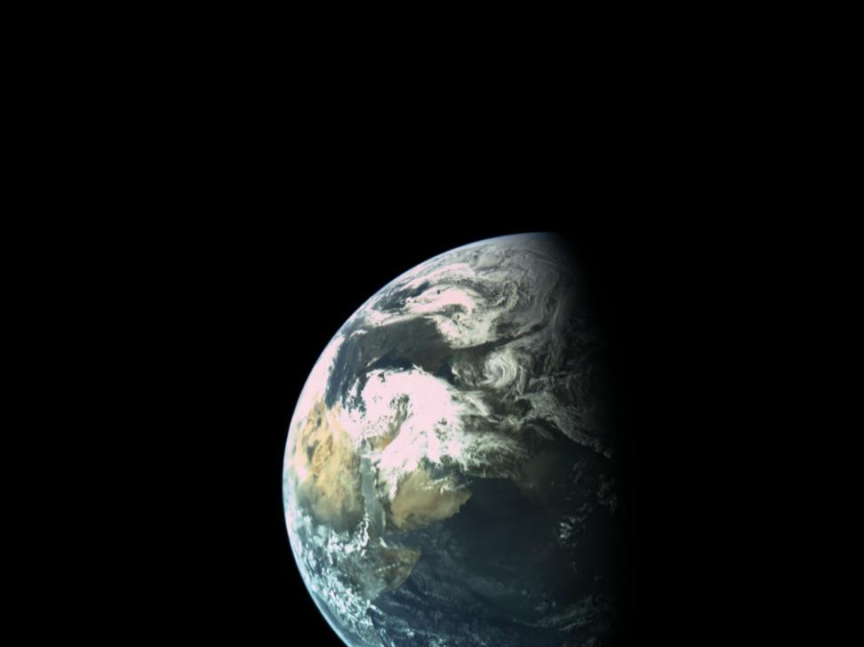 Лунная миссия «Берешит» — есть посадка на Луну (технически) - 34