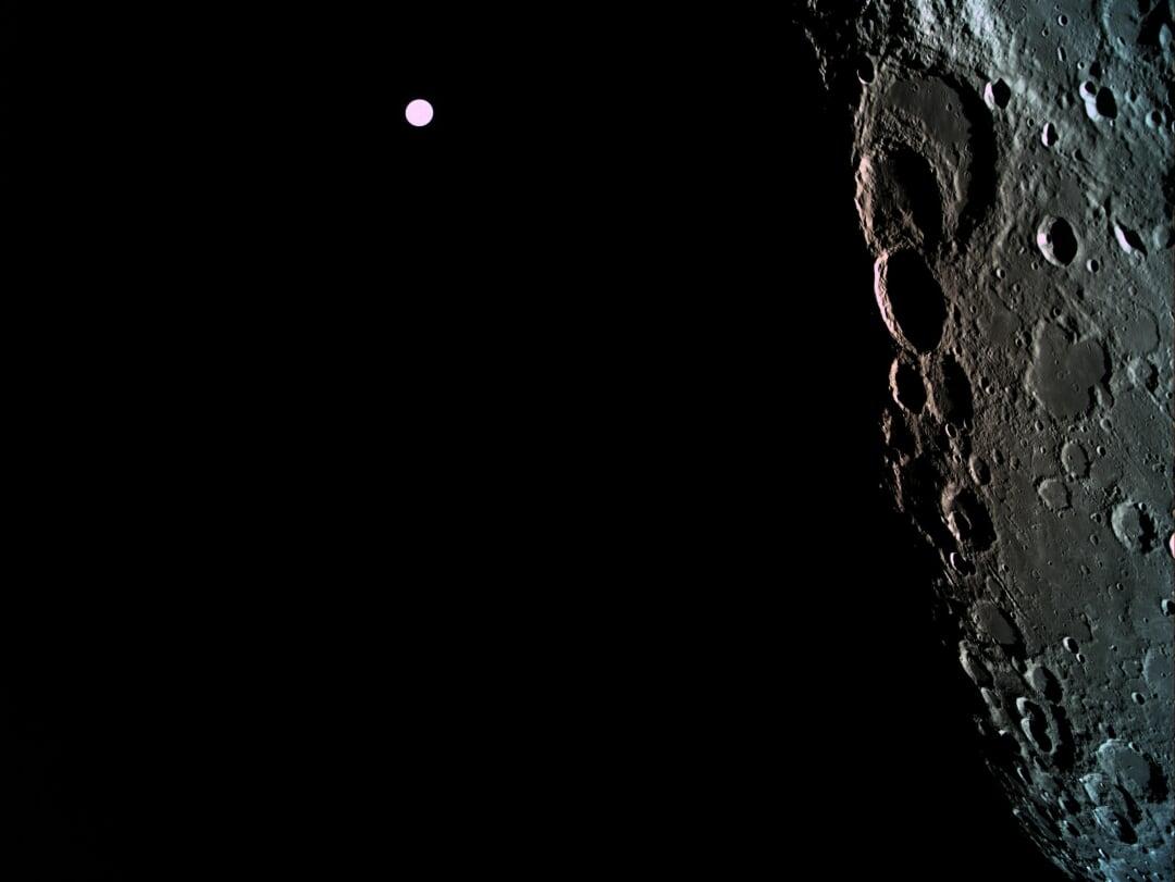 Лунная миссия «Берешит» — есть посадка на Луну (технически) - 35