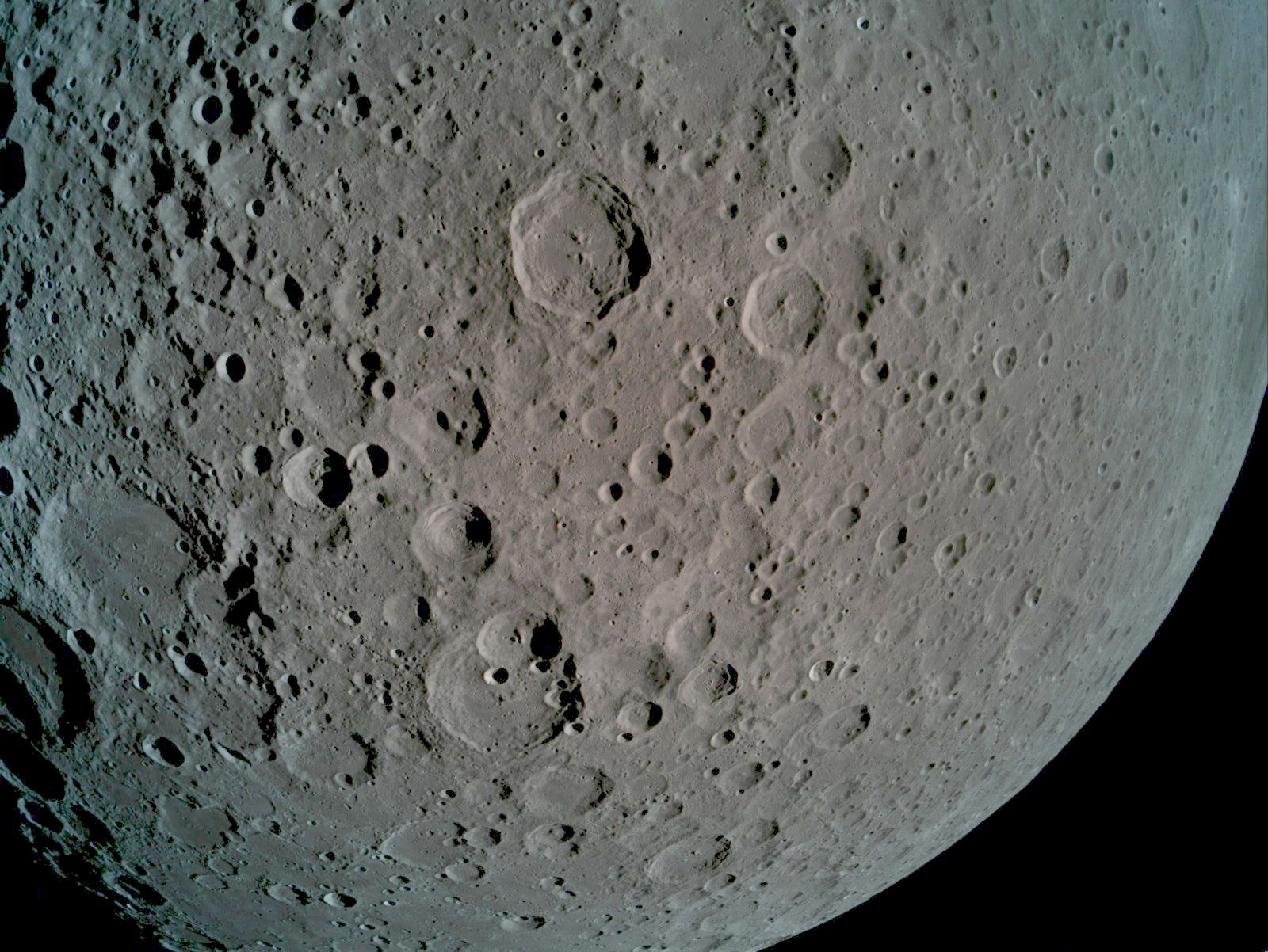 Лунная миссия «Берешит» — есть посадка на Луну (технически) - 36