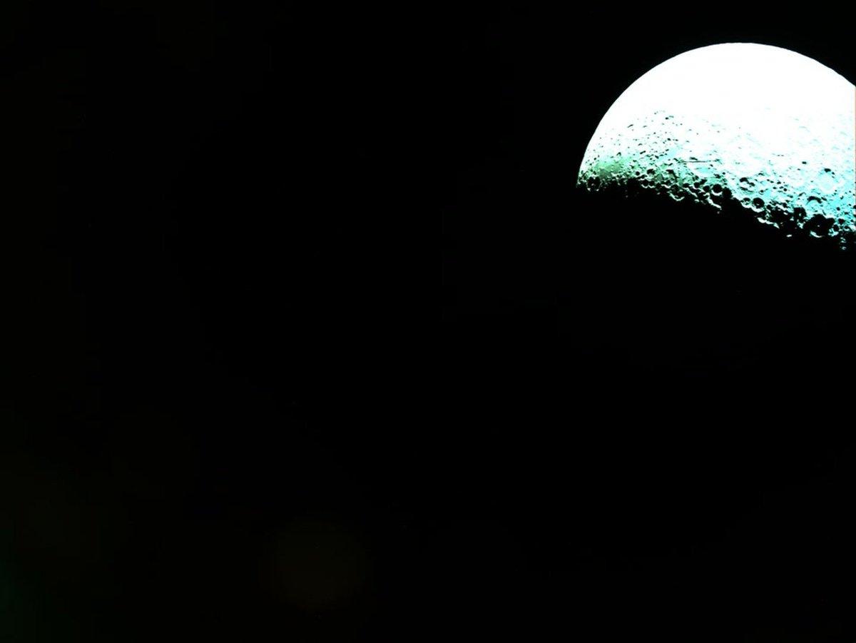 Лунная миссия «Берешит» — есть посадка на Луну (технически) - 39