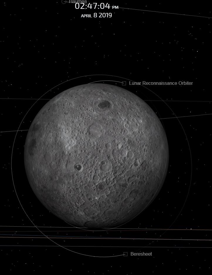 Лунная миссия «Берешит» — есть посадка на Луну (технически) - 41