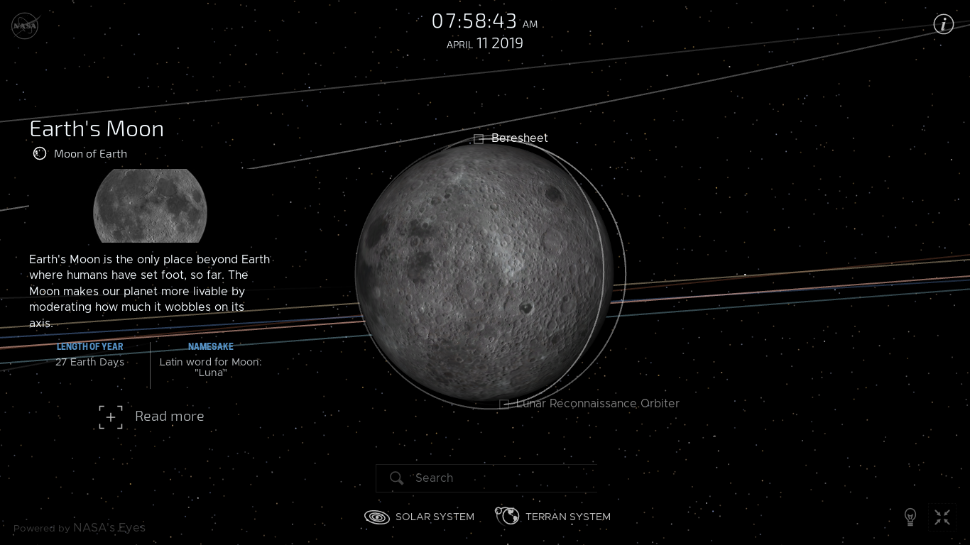 Лунная миссия «Берешит» — есть посадка на Луну (технически) - 43