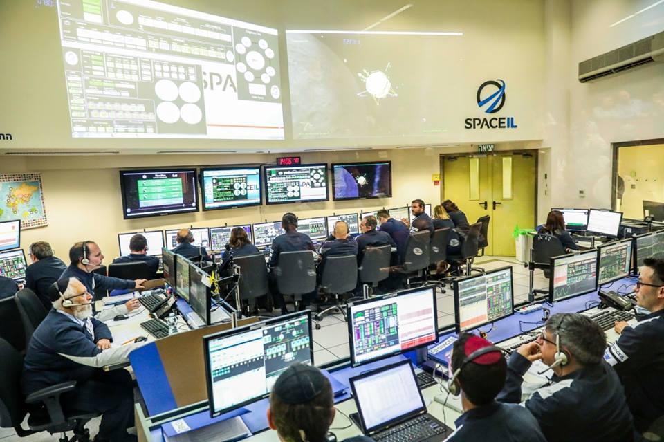Лунная миссия «Берешит» — есть посадка на Луну (технически) - 47