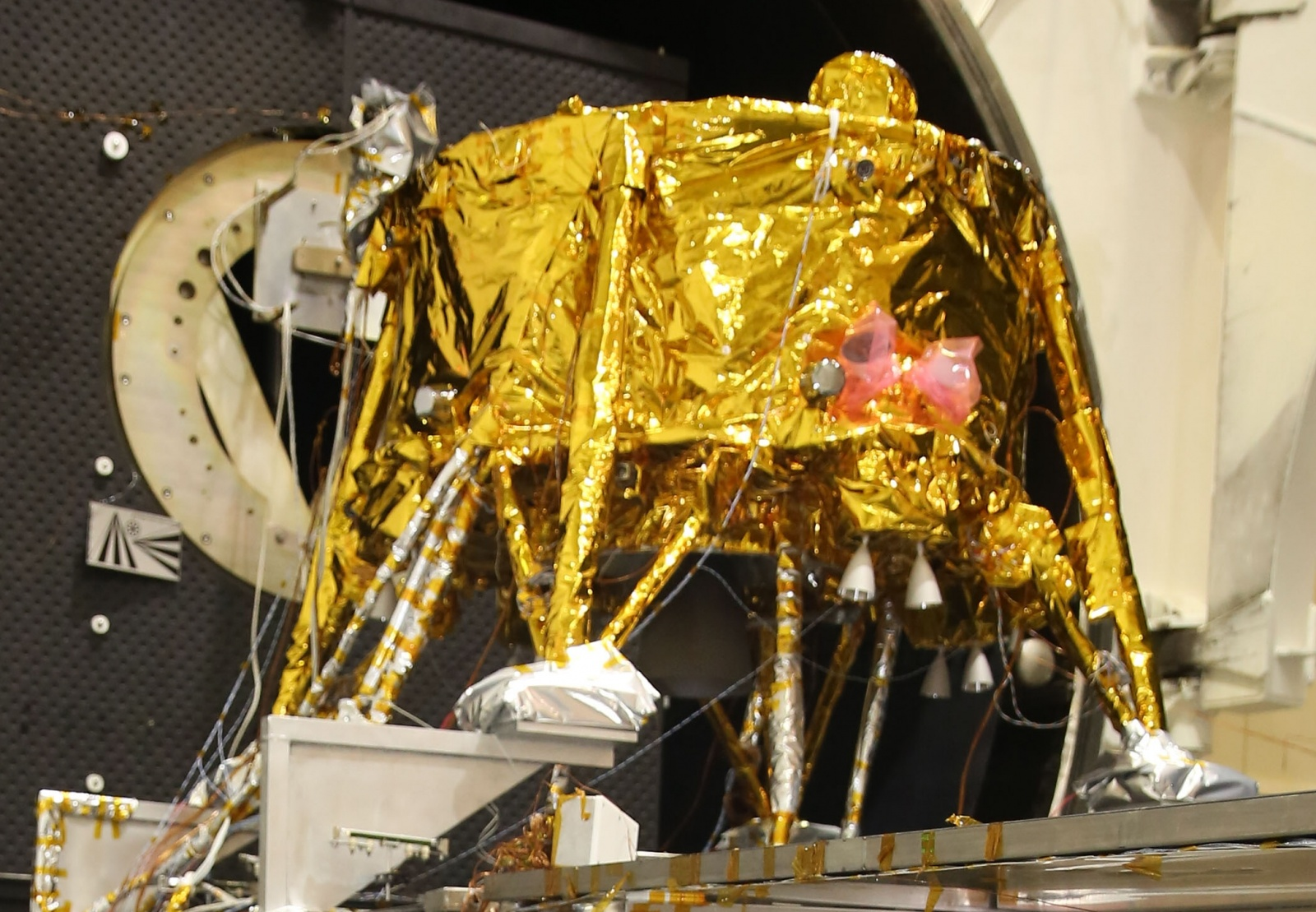 Лунная миссия «Берешит» — есть посадка на Луну (технически) - 49