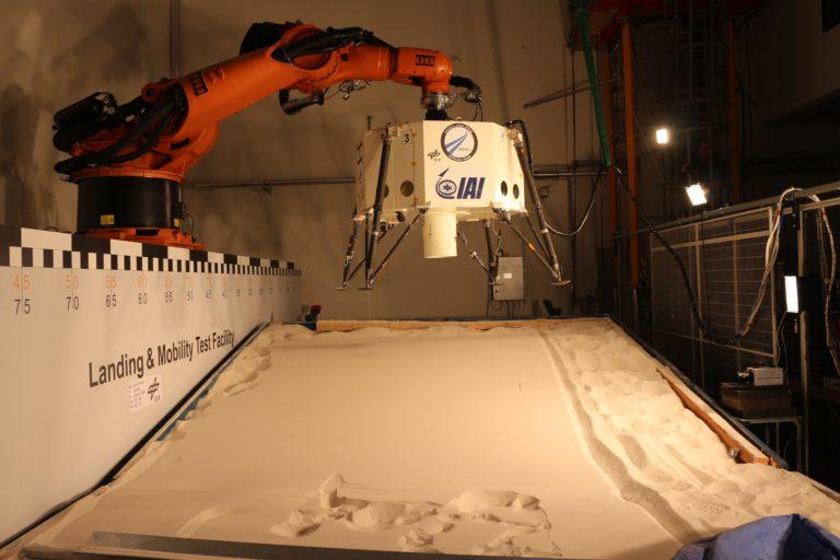 Лунная миссия «Берешит» — есть посадка на Луну (технически) - 50