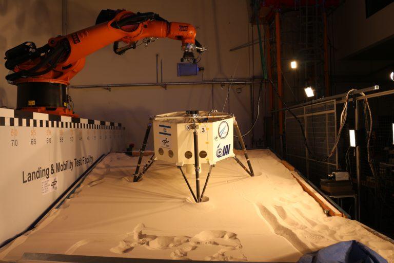 Лунная миссия «Берешит» — есть посадка на Луну (технически) - 51