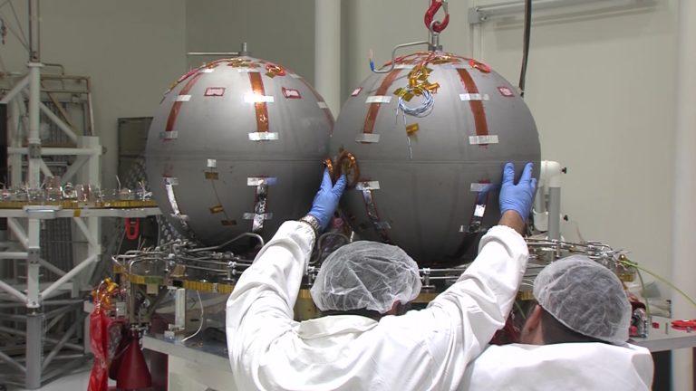 Лунная миссия «Берешит» — есть посадка на Луну (технически) - 59