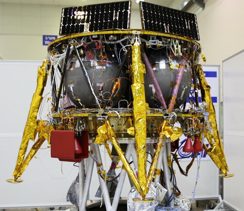 Лунная миссия «Берешит» — есть посадка на Луну (технически) - 61