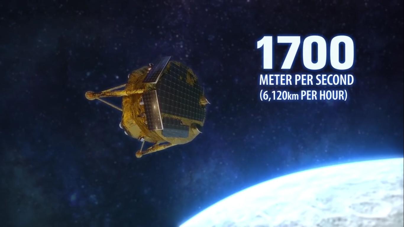 Лунная миссия «Берешит» — есть посадка на Луну (технически) - 72