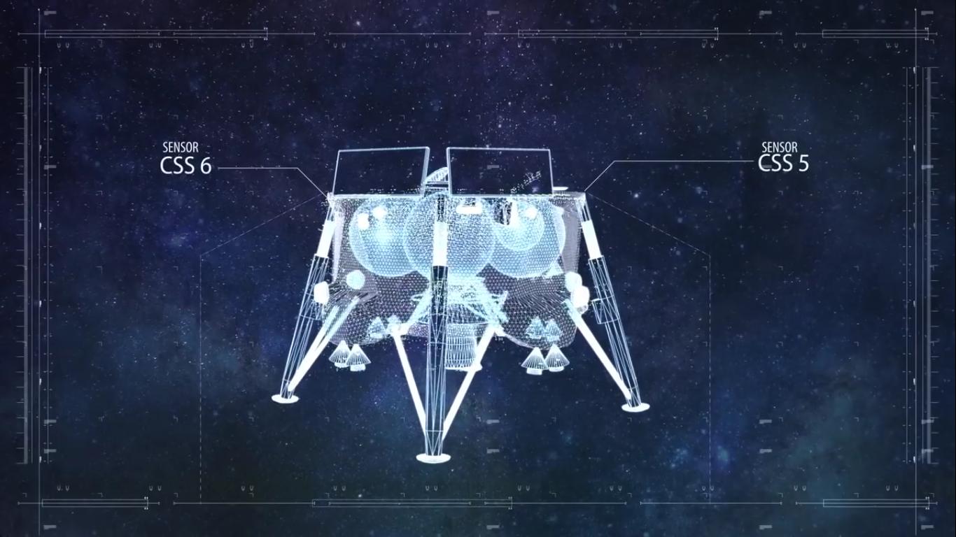 Лунная миссия «Берешит» — есть посадка на Луну (технически) - 75