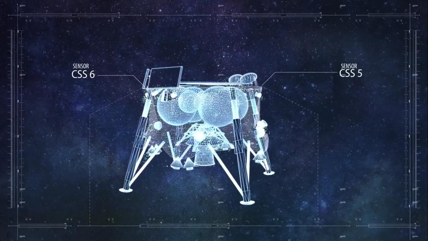 Лунная миссия «Берешит» — есть посадка на Луну (технически) - 76
