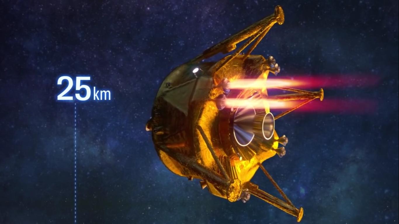 Лунная миссия «Берешит» — есть посадка на Луну (технически) - 77