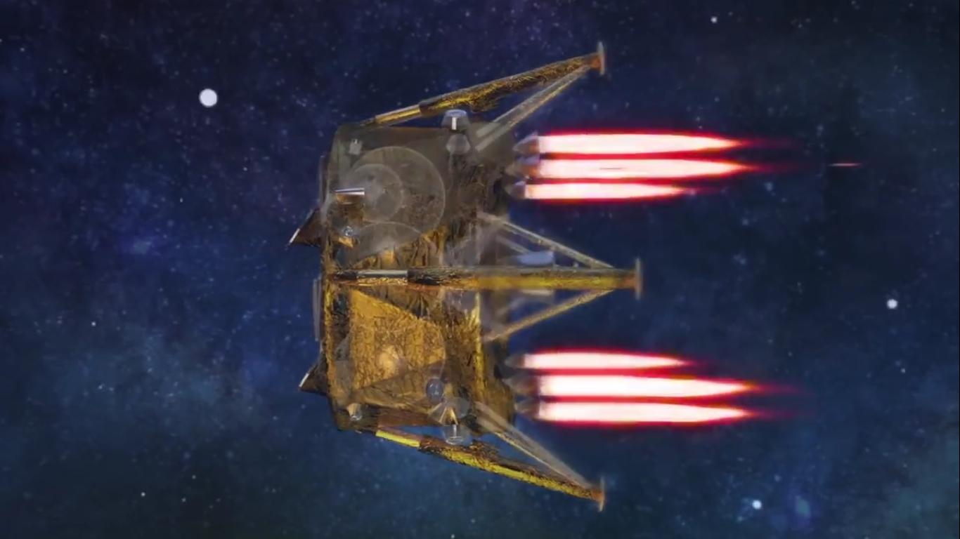 Лунная миссия «Берешит» — есть посадка на Луну (технически) - 78