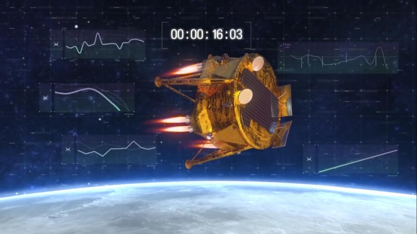 Лунная миссия «Берешит» — есть посадка на Луну (технически) - 80