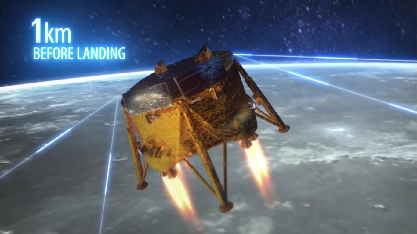 Лунная миссия «Берешит» — есть посадка на Луну (технически) - 86