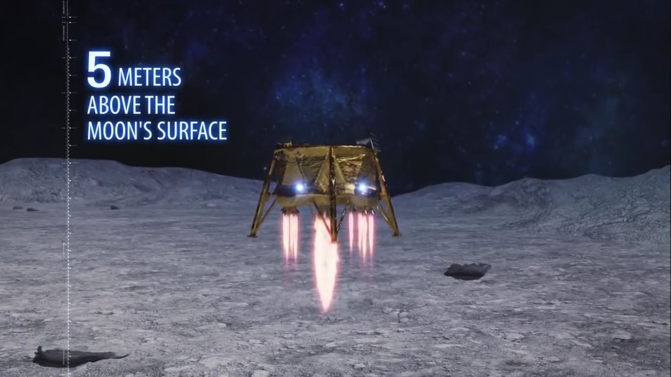 Лунная миссия «Берешит» — есть посадка на Луну (технически) - 90