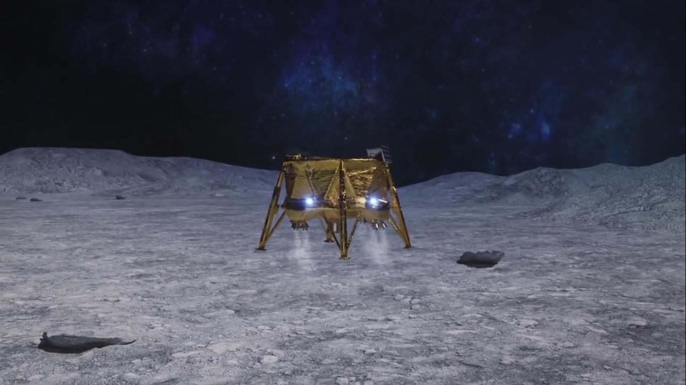 Лунная миссия «Берешит» — есть посадка на Луну (технически) - 91