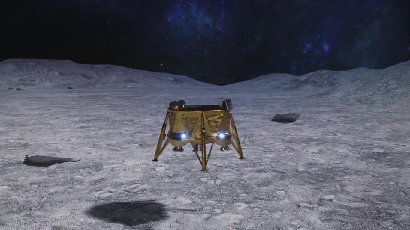 Лунная миссия «Берешит» — есть посадка на Луну (технически) - 92
