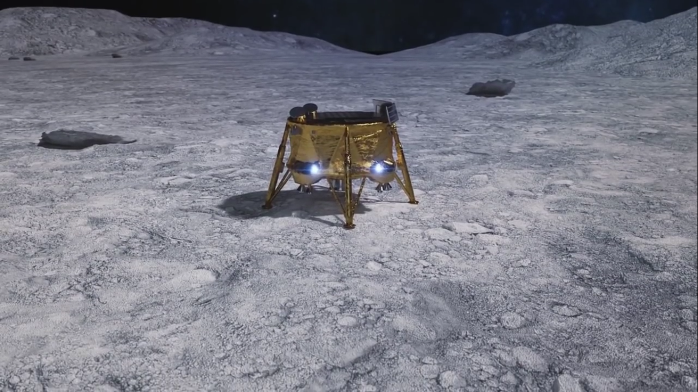 Лунная миссия «Берешит» — есть посадка на Луну (технически) - 93
