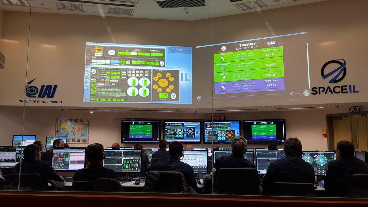 Лунная миссия «Берешит» — есть посадка на Луну (технически) - 96