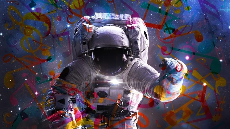 Музыка в День космонавтики - 1
