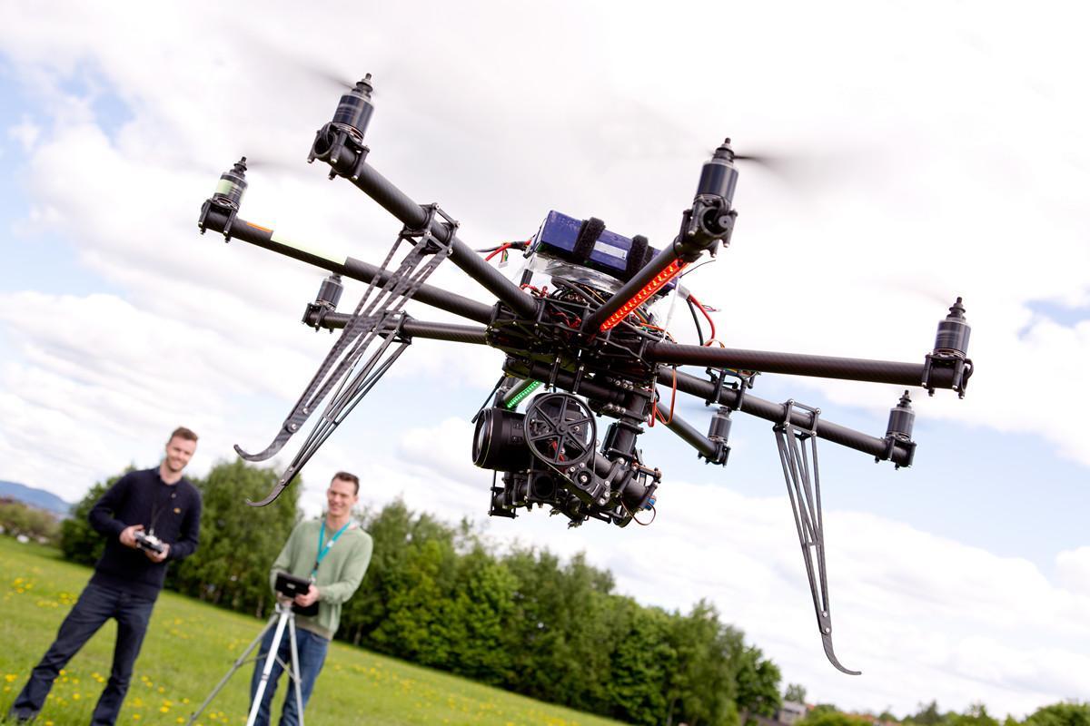 Видео с дрона — новый тренд социальных сетей - 4
