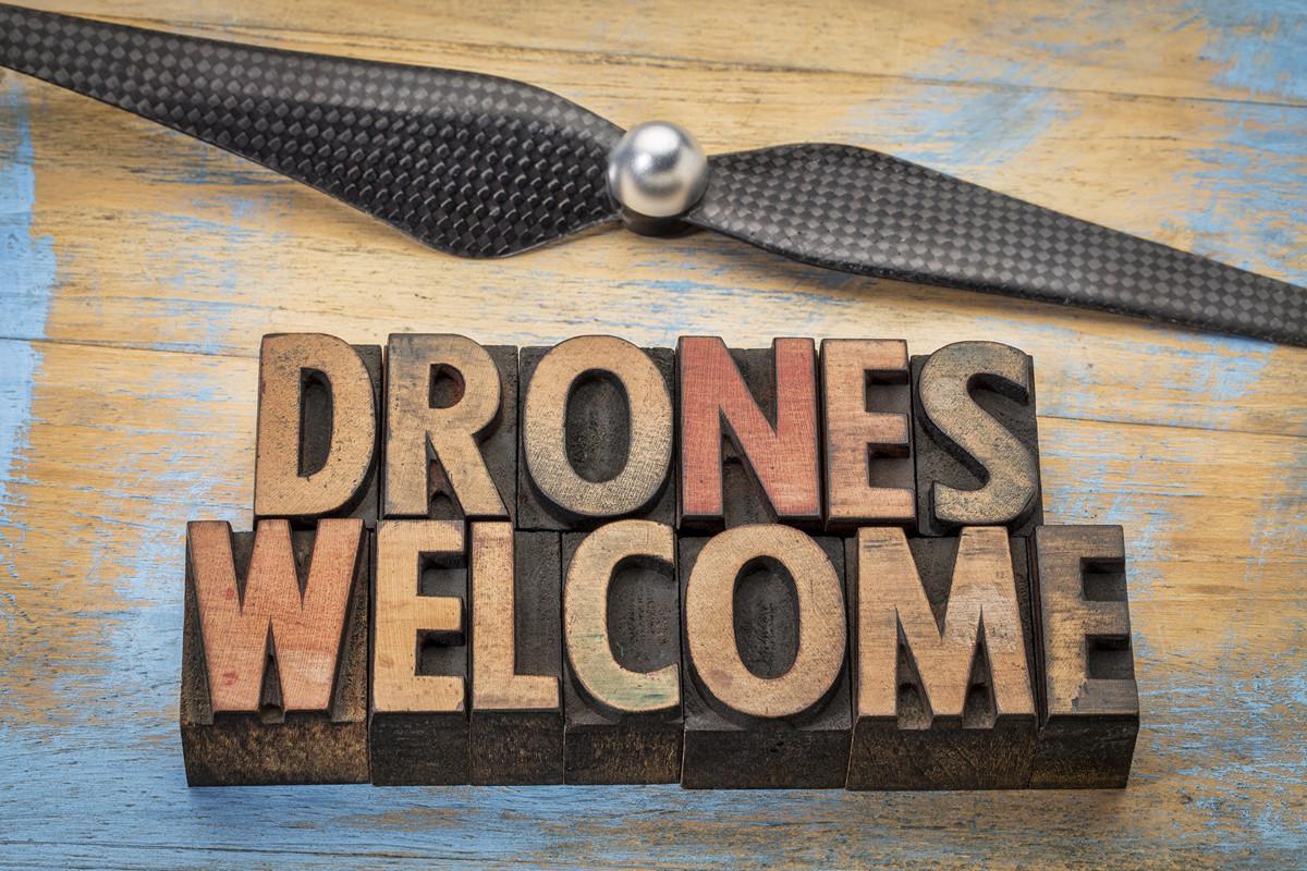 Видео с дрона — новый тренд социальных сетей - 1