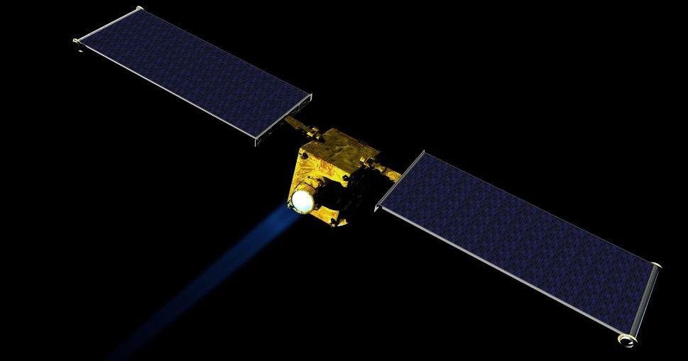 Запуском зонда для изменения траектории полета астероида займется SpaceX