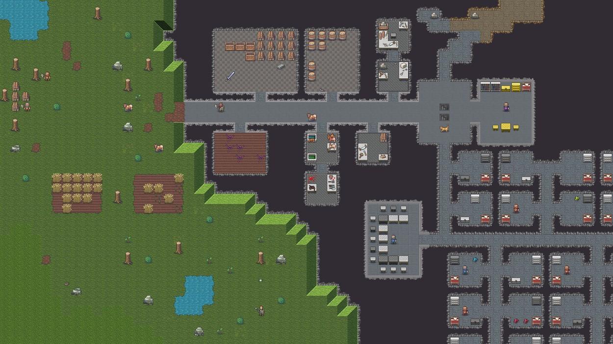 Dwarf Fortress отказывается от текстовой графики, но не от своей сути - 1